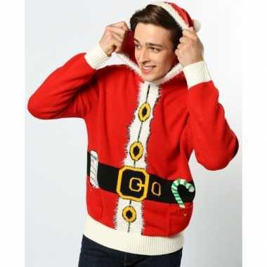Foute kerstman kersttrui kopen