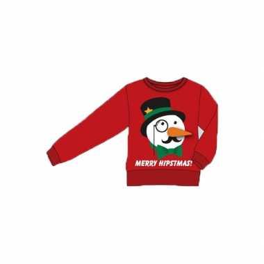 Foute kersttrui merry hipstmas voor volwassenen kopen