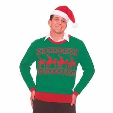 Foute kersttruien met rendiertjes kopen