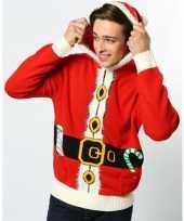 Foute kerstman kersttrui